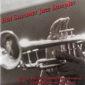 Hot Summer Jazz cover3x3